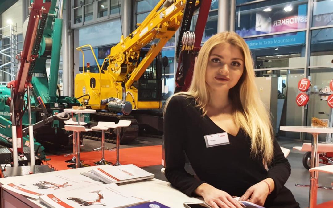 Maeda & Glassworker represented at BUDMA 2020