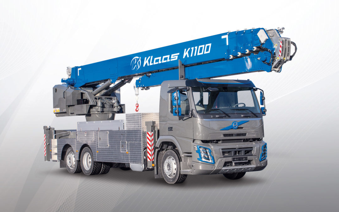 Introducing the new and impressive Klaas K1100 RSX