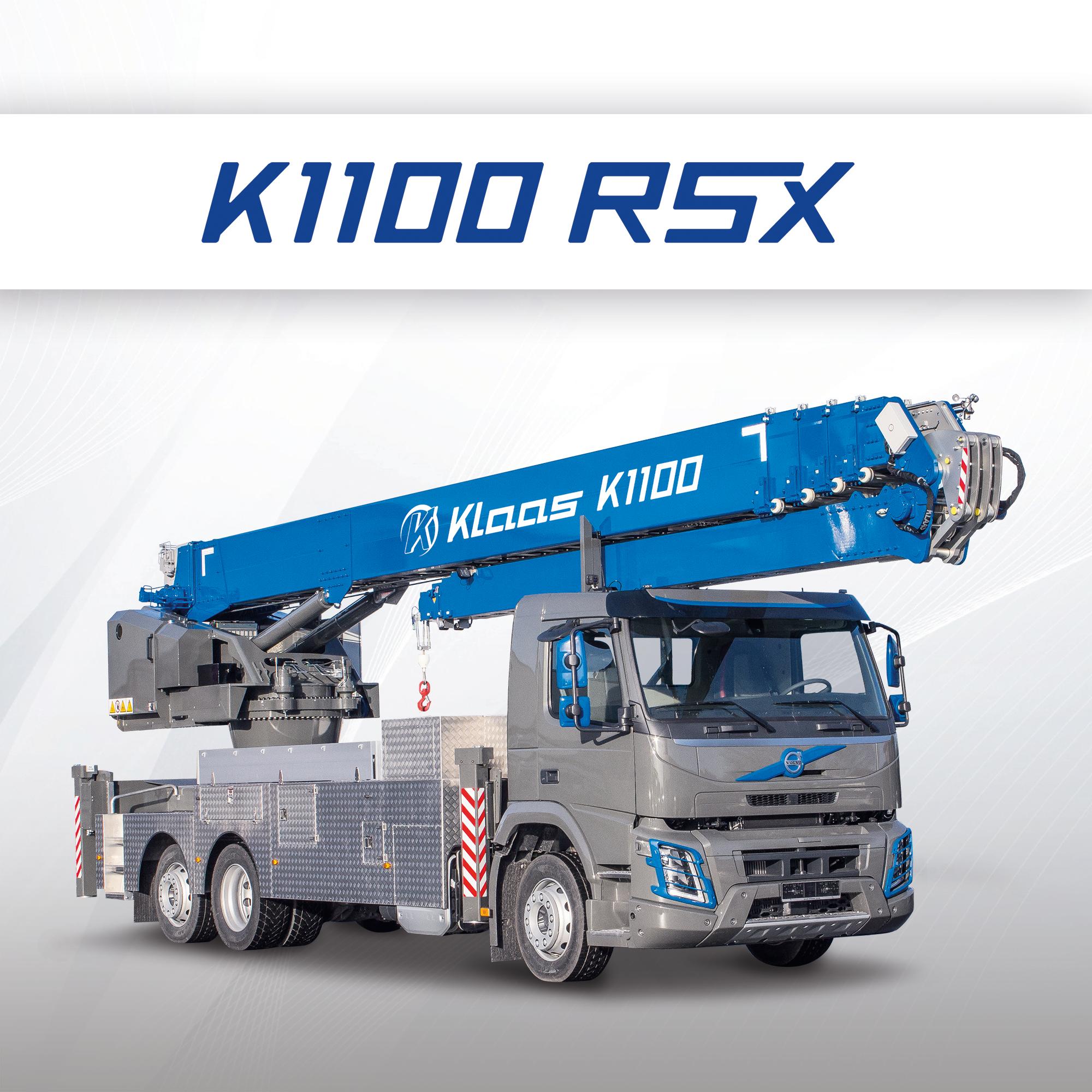 Klaas K1100 RSX