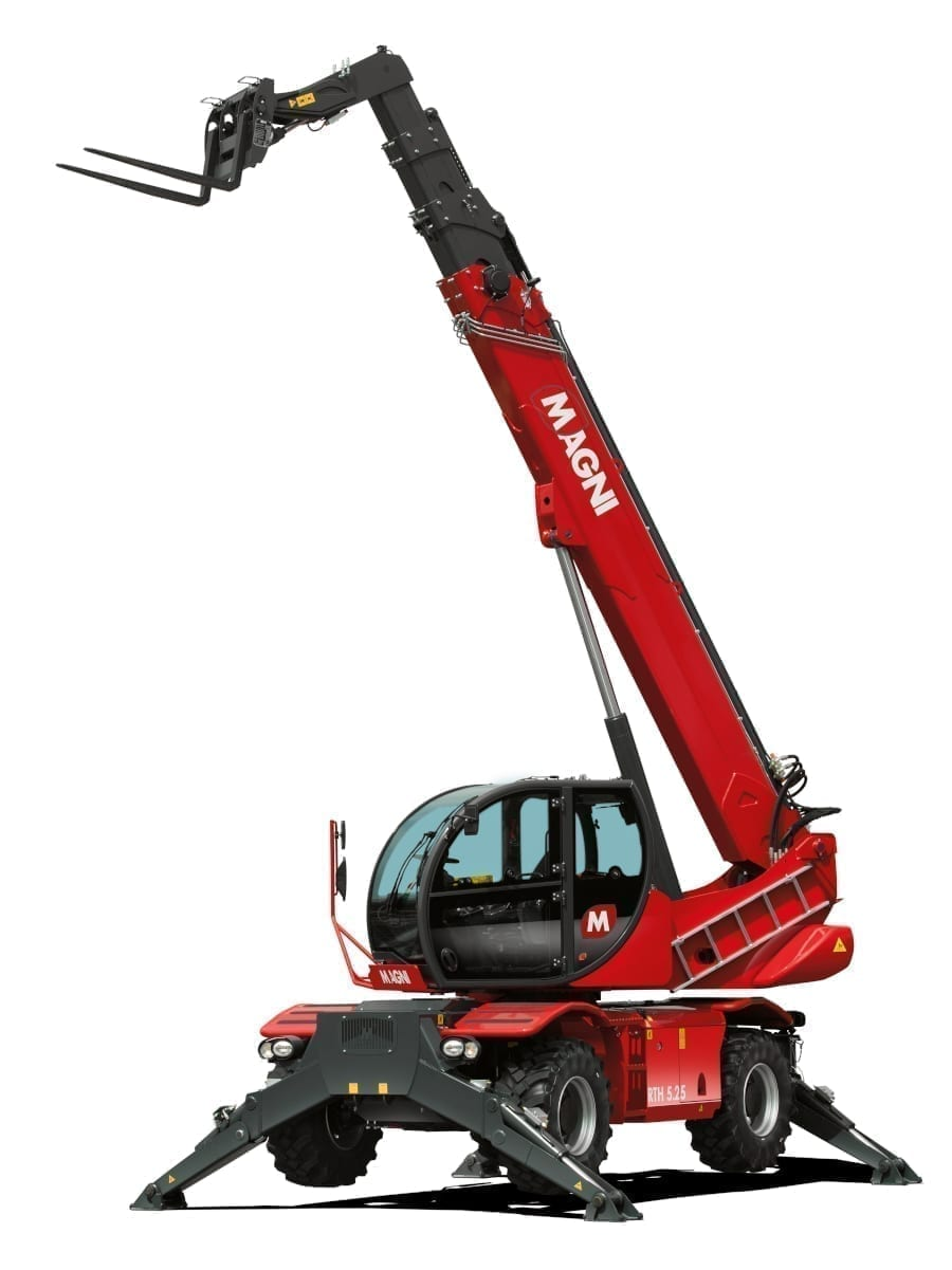 Magni RTH Rotating Telescopic Handler